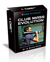 Club Mass Evolution™ - A Muscle Mass Bulding Club Training Program