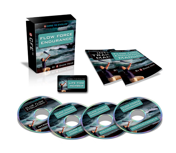 Flow Force Evolution - A Club Flow Evolution Training Program