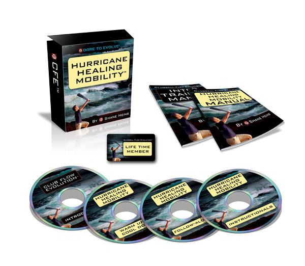 Hurricane Healing Mobility™ - A Club Flow Evolution Training Program