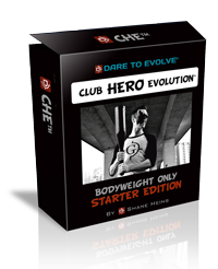 Club Hero Evolution™ Bodyweight Only Starter Edition