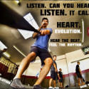 Hear the Beat, Feel the Rhythm | Club Evolution
