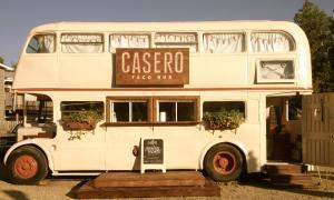 Casero taco Beach